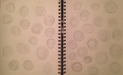 line control exercise - concentric circles