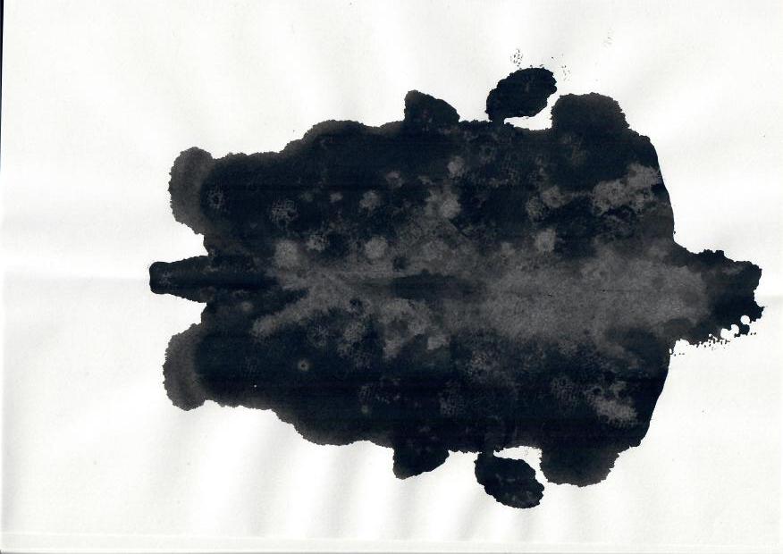 Bulletism - Ink Blot